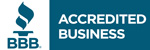 Better Business Bureau Accredited Business since 2002