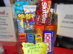 Popular Snack Items
