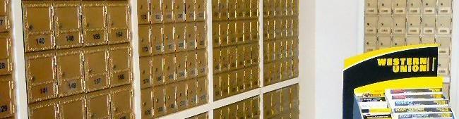 Mailbox Rentals